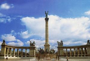 Budapest Fahrt